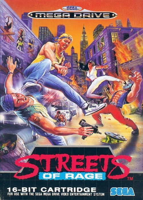 Retrouvez l'image n°1 sur un total de 136 pour Streets of Rage sur iPhone/iPod Touch, Megadrive, Master System, GameGear, 3DS eShop, PC, Console Virtuelle, PlayStation 2