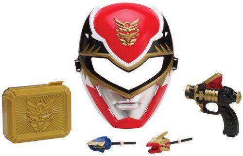 Power Rangers Megaforce Red Ranger Training Set Power Ran...