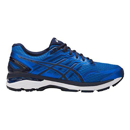 Asics GT-2000 5 Running Shoe - Blue/White - Mens - 9.5