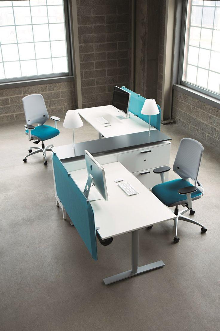 Oberon - Desks - Office furniture - Kinnarps
