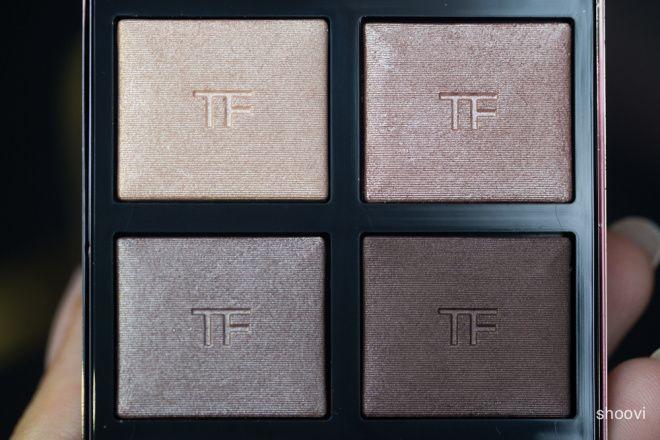 Тени для век Tom Ford Eye Color Quad Eye Shadows #03 Nude Dip отзывы — Отзывы о косметике — Косметиста