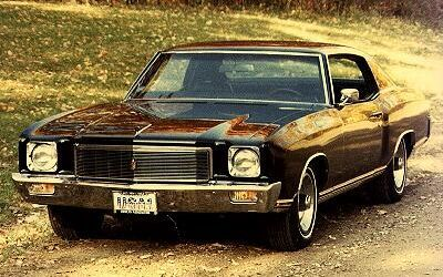 1971 Chevy Monte Carlo SS  was one of my first cars. Was my daily driver when I was single and also owned '65, '66, '69 SS Ragtop Impalas.