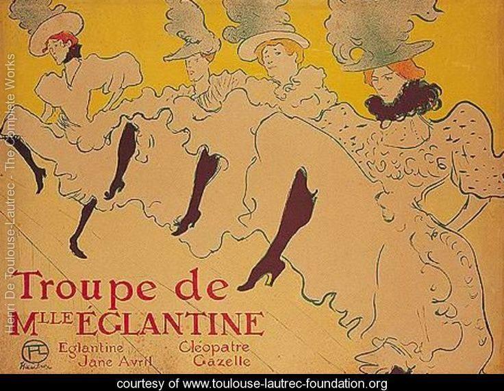 28 best Henri de ToulouseLautrec images on Pinterest Portal