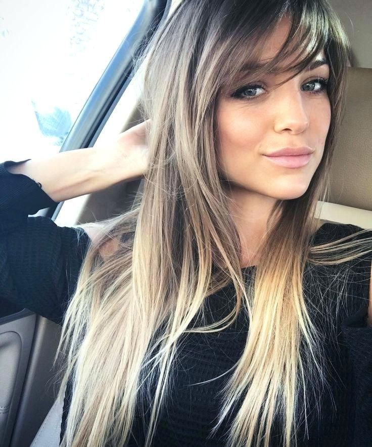 hairstyles with side bangs most up to date side fringe long hairstyles in unique side bangs ideas on – #bangs #fringe #hairstyles #ideas #unique