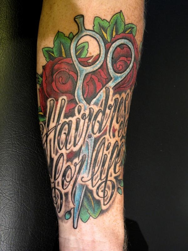 Cosmetology Tattoos Designs Ideas And Meaning: 46 Best Images About Cosmetology Tattoo Ideas