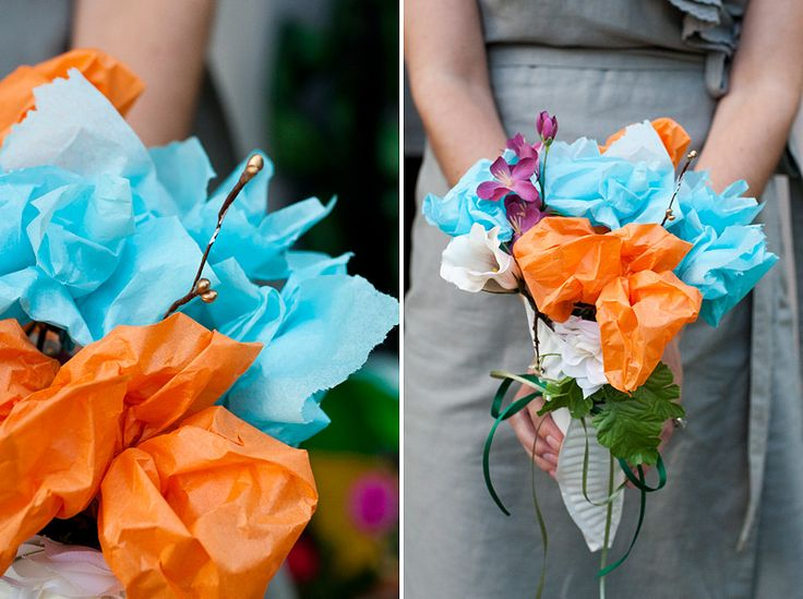 Bridal Shower Games Pass The Bouquet : Diy bridal shower game make your own bouquet paper