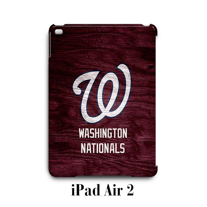 Washington Nationals Custom iPad Air 2 Case Cover Wrap Around