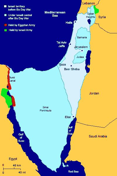 October 24, 1973: A cease-fire agreement was signed by Israel and Egypt brings to a conditional end the Yom Kippur War.
