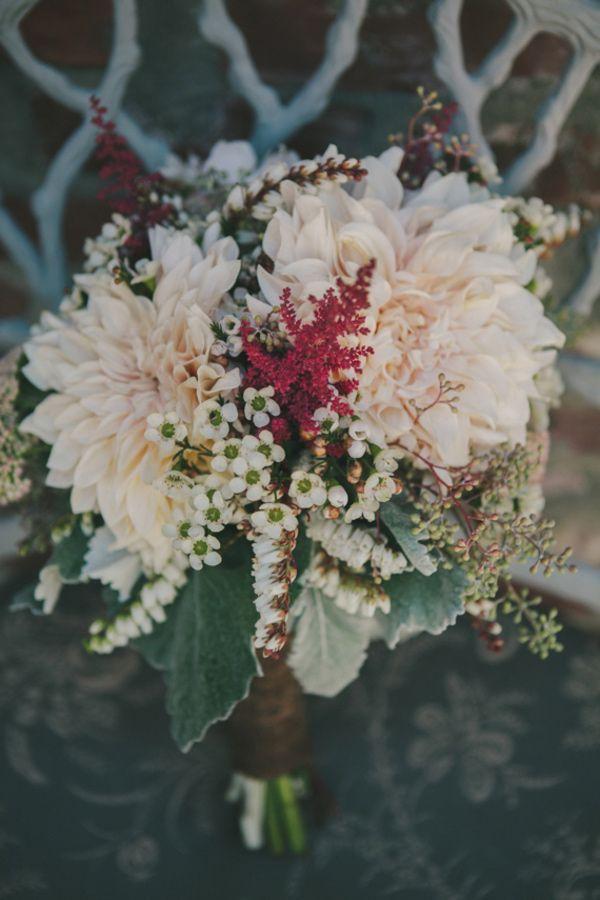 Best 25 White dahlia bouquet ideas only on Pinterest Veronica