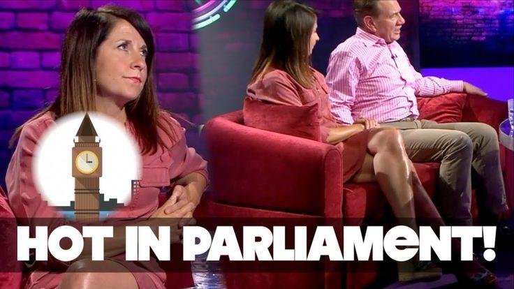 Liz Kendall MP   Pink Zip Dress + Great Legs!!!