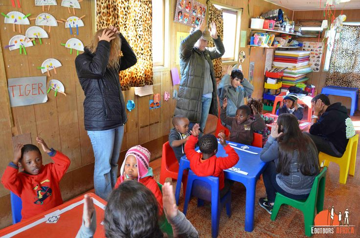 Service Learning - Educational Programme