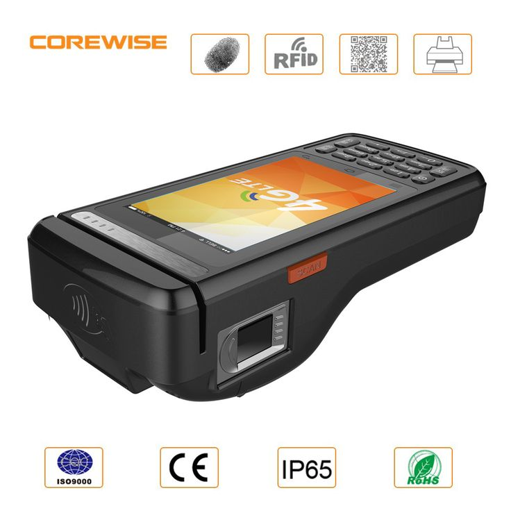 Latest 4G LTE mobile pos machine/ POS Terminal for Bus Ticket Thermal Printer /pos machine price#pos