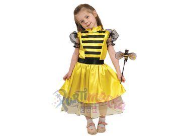 Kız Çocuk Arı Kostümü