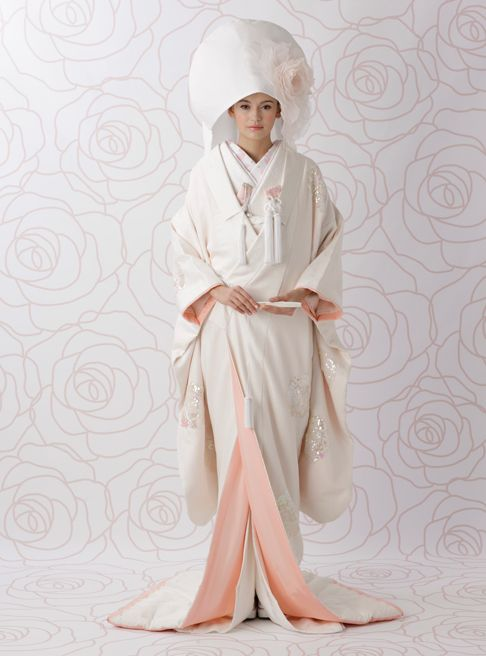 JR-30 白無垢   ウエディングドレス JULIET ROSA - ジュリエット ローザ / 銀座