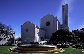Napier, New Zealand - The Cathedral