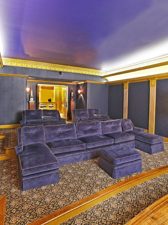 131 Best Images About Home Theater Rooms On Pinterest | Media Room