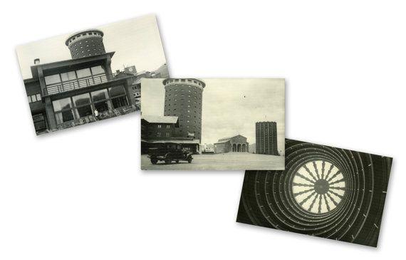 Raccolta di 3 fotografie del '37 di Sestriere (Italia). Perfette, vere fotografie del 1937. Albergo a Torre, Hotel Duca d'Aosta by ItalicArt #italiasmartteam #etsy