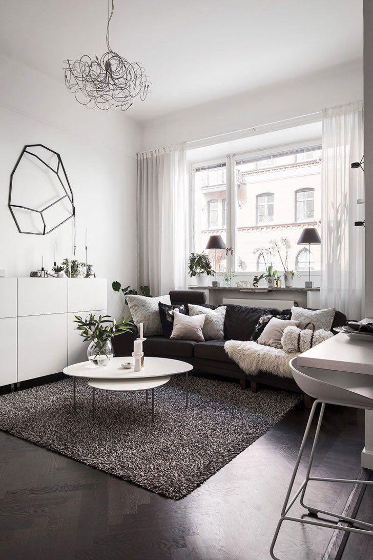 Deux Pièces, Architecture Maison Moderne, Intérieur Moderne, Décoration  Maison, Salon Maison,