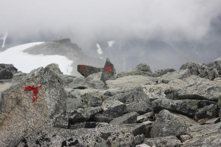 victoriaskjortnes - #galdhøpiggen #norway #foto #photography #mountain #turistforeningen