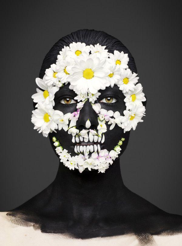 great dia de los muertos masks... epitaph-editorial-by-rankin-andrew-gallimore-2 #sugarskull #diademuertos