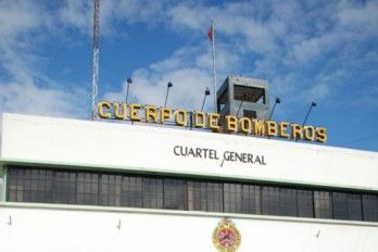 Cuerpos De Bomberos Del País, En Situación Deprimente