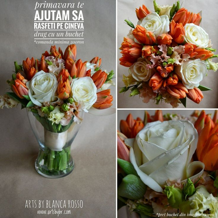 For Bucharest flowers arrangements with personality ❤ ~order by private message at contact@artsbybr.com~  Facebook/ Event.Deco.page