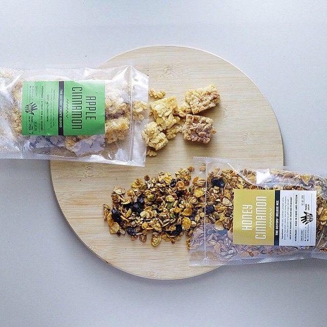 granola packaging