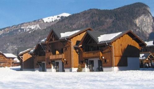 Séjour ski pas cher à la Résidence Lagrange Les Fermes de Samoens