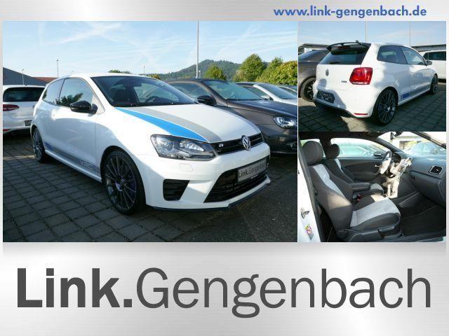 Volkswagen Polo R WRC TSI (Navi Xenon Klima Einparkhilfe el. Fenster) Gebrauchtwagen, Benzin, € 22.888,- in Gengenbach