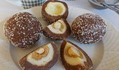 Božské sladké jednohubky. Kokosové kuličky, které nejen dobře vypadají, ale…
