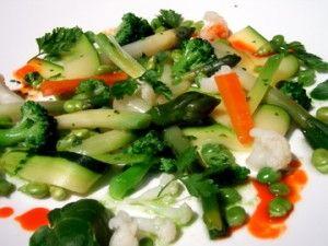 5 Excelentes Verduras para Bajar de Peso