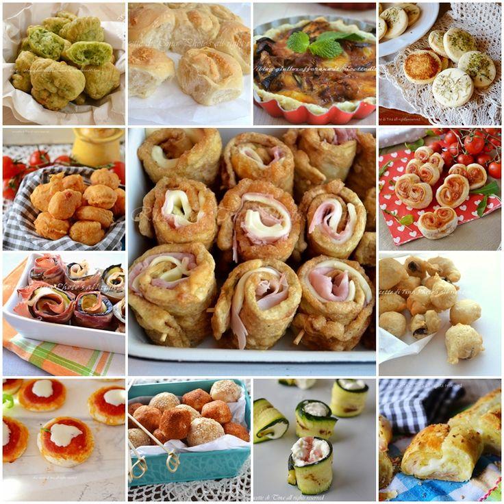Antipasti per il menù di Pasqua