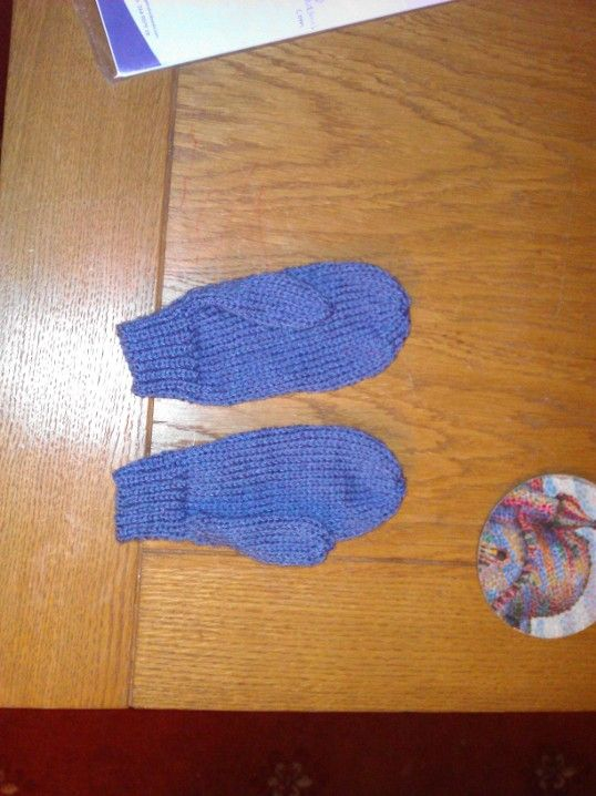For Violet to keep her hands warm on the way to school - #Babbington House.