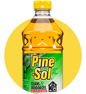 Use pinesol to clean your laundry!!! who would have thought. Tried it, and it works!