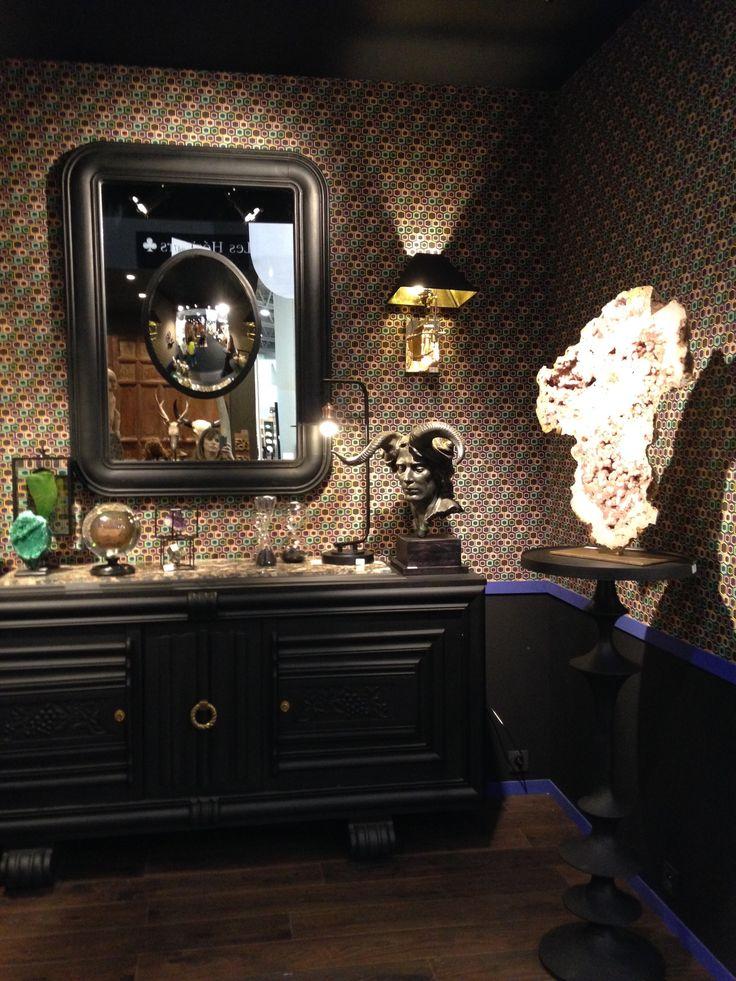 Cabinet de curiosités 1
