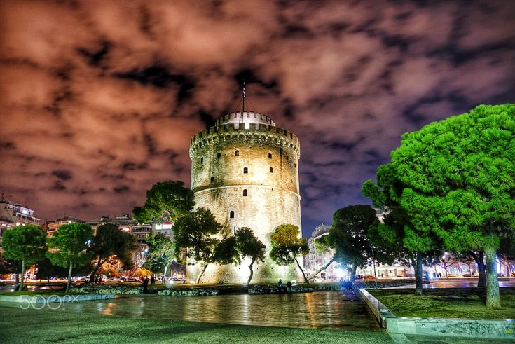 The White Tower , Thessaloniki