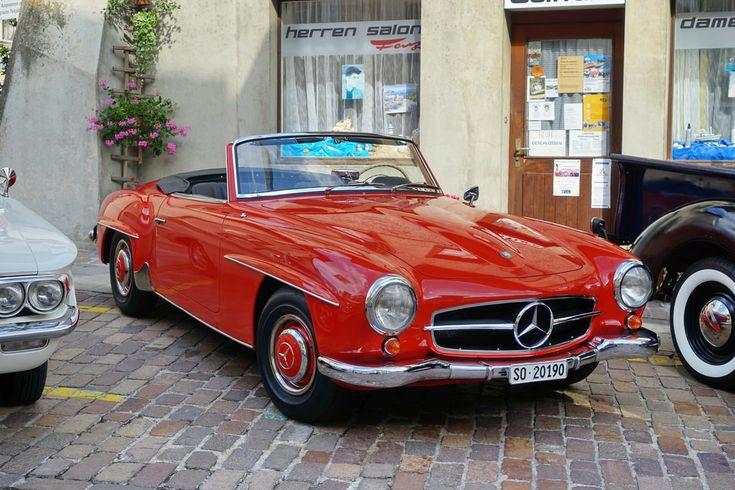 Alle Größen | Mercedes 190 SL 21.8.2016 2031 | Flickr - Fotosharing!
