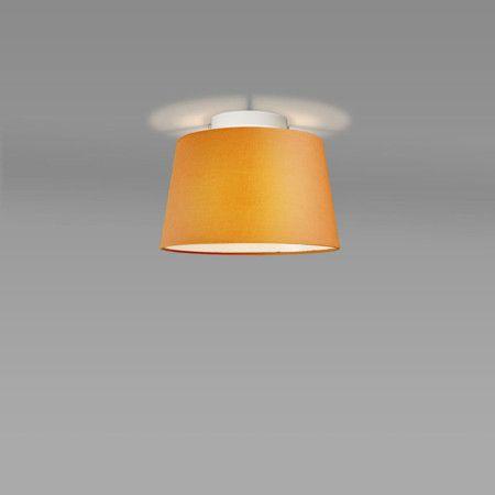 Plafon Ton 30 okrągły pomarańczowy
