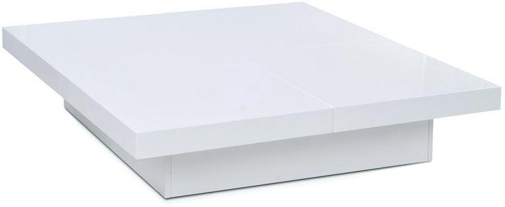 #lafurniturestore.com     #table                    #1005C #Modern #White #Lacquer #Coffee #Table       1005C - Modern White Lacquer Coffee Table                                     http://www.seapai.com/product.aspx?PID=1376927