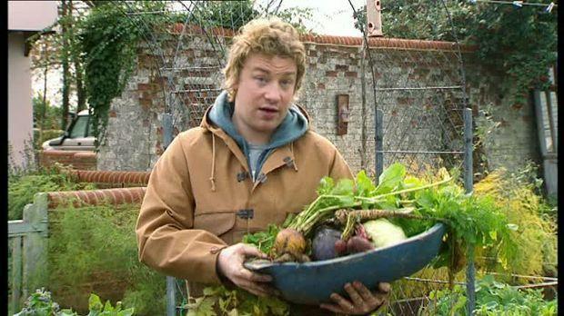 Staffel 2 Episode 5: Speisekarte für die kalte Jahreszeit - Jamie Oliver - sixx