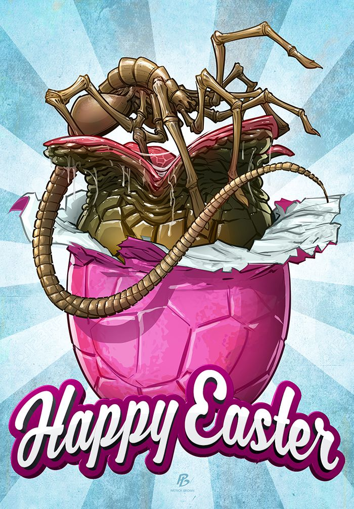 I hope you enjoy your Easter, don't consume too much chocolate.. you might bust