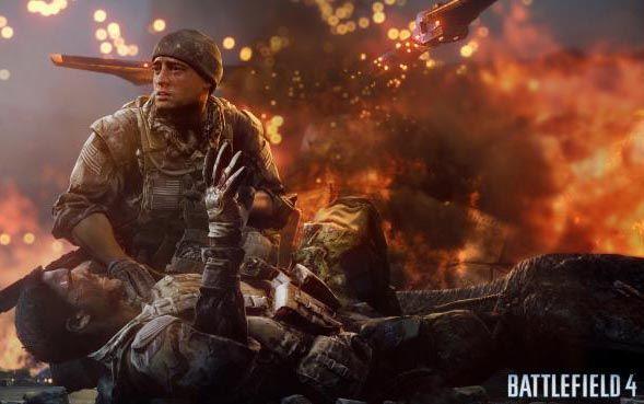 Battlefield 4 Viedo game for PC