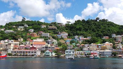 My trip to this tropical Island - Grenada