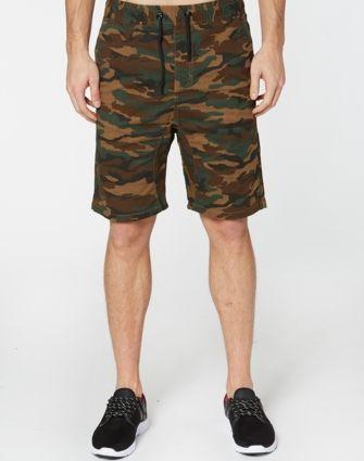 IFD Camo Dakota Shorts