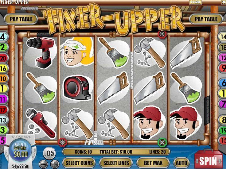 Neu online kostenlos Automat Fixer Upper - http://spielautomaten7.com/fixer-upper/