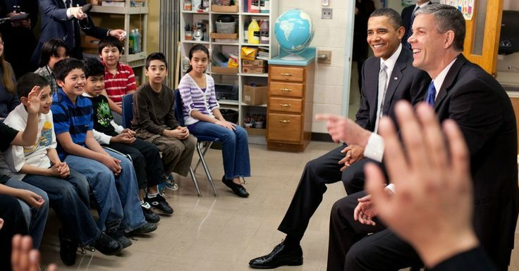"""In a stunning turn of events, President Obama announced last weekend that """"unnecessary testing"""" is """"consuming too much instructional time"""" and creating """"undue stress for educators and students."""" Rarely has a president so thoroughly repudiated such a defining aspect of his own public education policy. In a three-minute video announcing this reversal, Ob"""