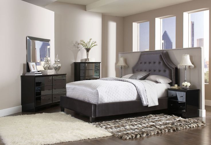 189 Best Tufted Headboards & Beds Images On Pinterest
