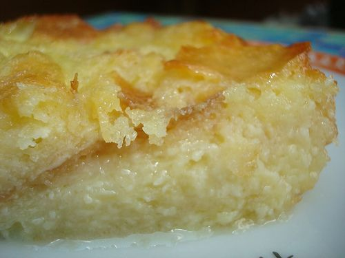 """White Chocolate Bread Pudding - A pinner says, """"White Chocolate Bread Pudding from my favorite restaurant, The Palace Cafe in New Orleans. It is the best ever!"""""""