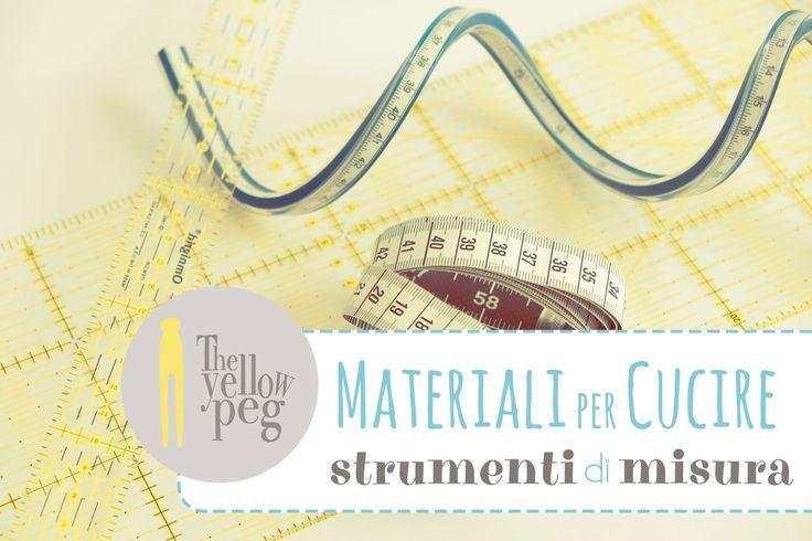Materiali per cucire - strumenti di misura: guida all'acquisto.