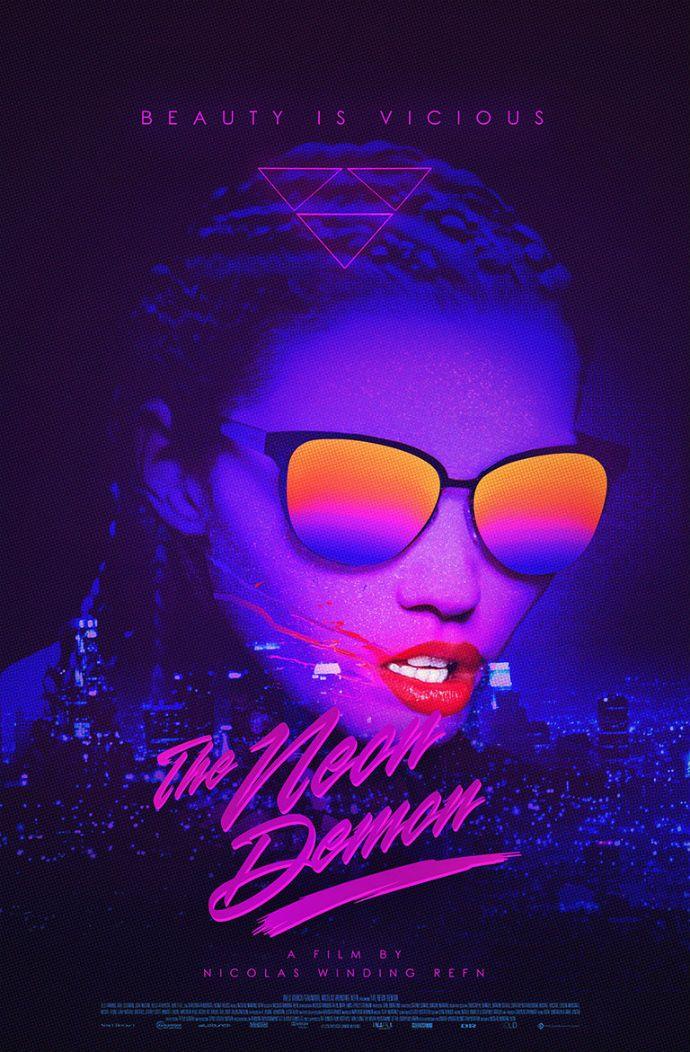 The Neon Demon Neon Alternative Movie Posters